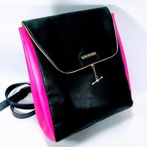 Juicy Couture Backpack Black/Pink